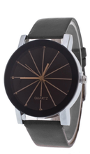 Load image into Gallery viewer, Quartz Black Series - Womens Stainless Steel Watch