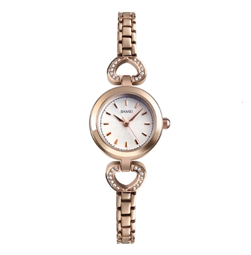 Skmei Series Quartz  - Womens Stainless Steel Watch