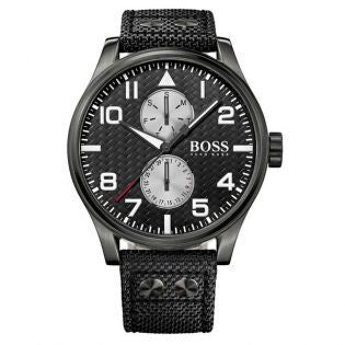Men's Hugo Boss 1513086 Aeroliner Watch