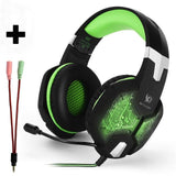 3.5mm Gaming Headset Casque