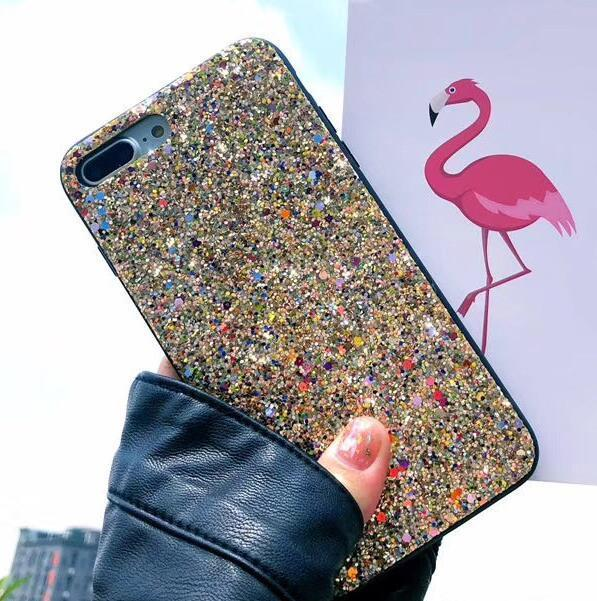 Bling Glitter Sequins Phone Case For Samsung Galaxy S9 Plus S10e Case cover For For Samsung S10 Plus Galaxy S10 S9 Phone Coque
