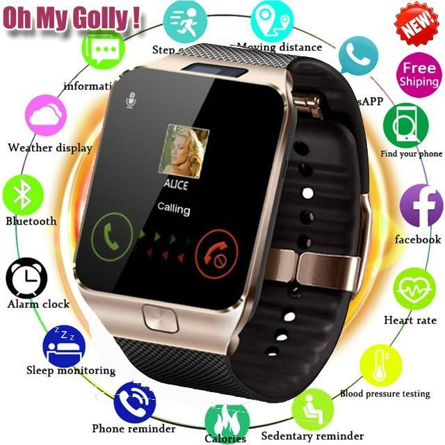 Bluetooth Smart Watch DZ09 for Apple Watch