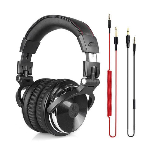 Professional Studio Dynamic DJ Headphones