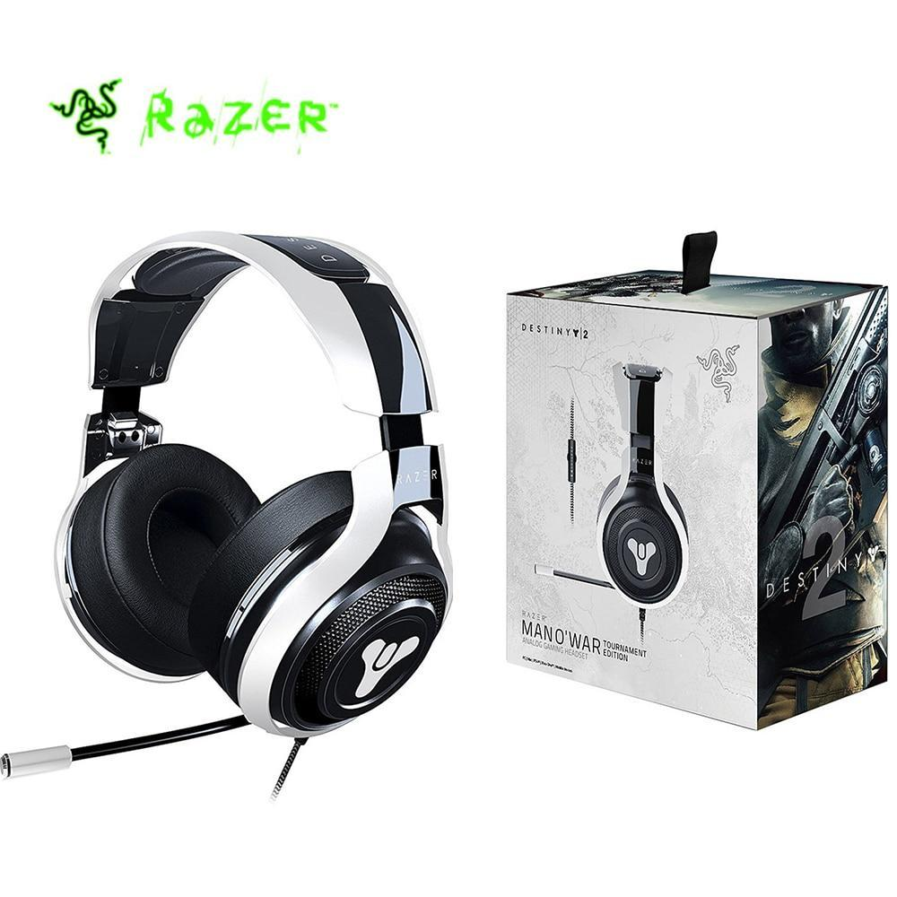 Razer Man O'War Tournament Edition Destiny 2 Edition Gaming Headset