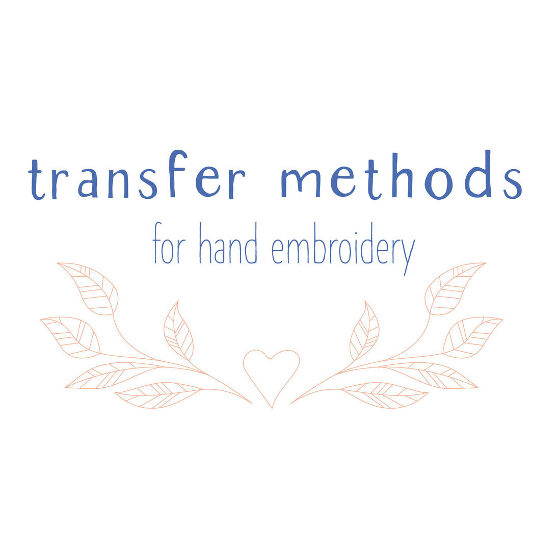 transfer methods