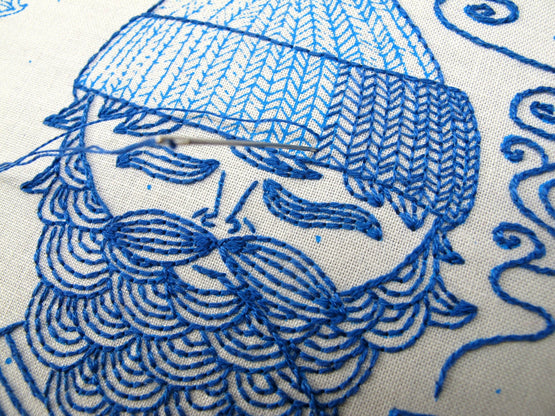 sea captain PDF pattern