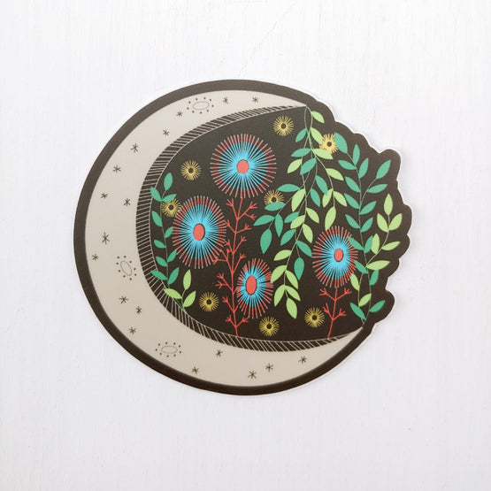 night garden sticker