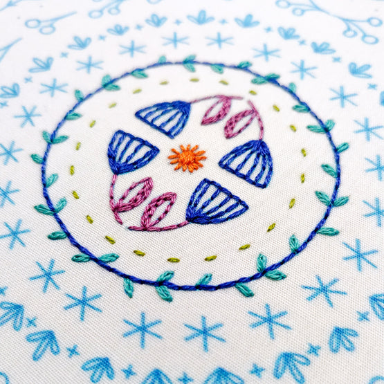 stitches in the round PDF pattern