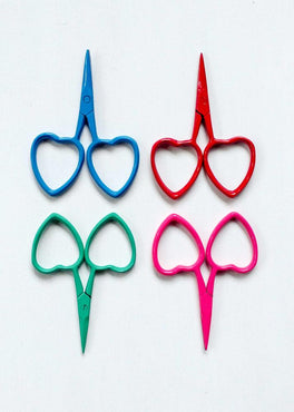 little heart scissors
