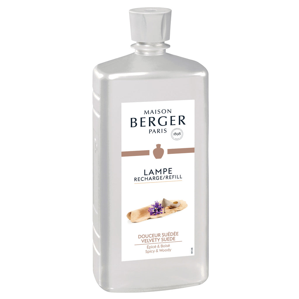 Velvety Suede Lampe Berger Refill 1 litre