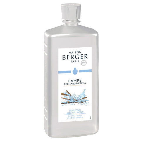 Aquatic wood Lampe Berger Refill 1 litre