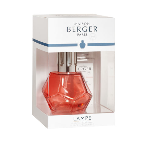 Pomegranate Geometry Lampe Berger Gift Pack