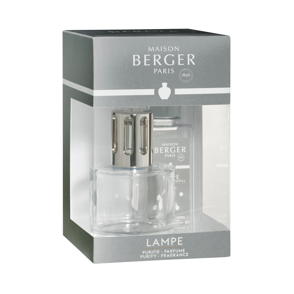 Transparent Pure Lampe Berger Gift Pack