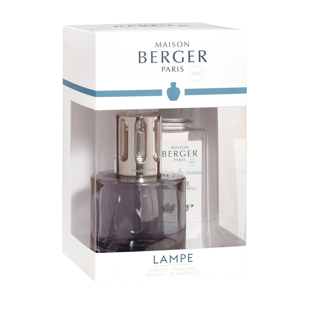 Grey Pure Lampe Berger Gift Pack