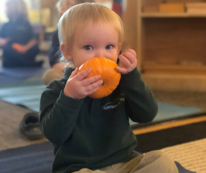 Pumpkin Yoga: Smell The Pumpkin, Blow Out The Candle