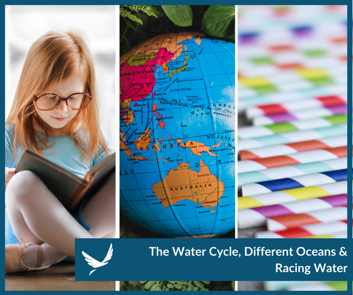 The Water Cycle, Different Oceans & Racing Water