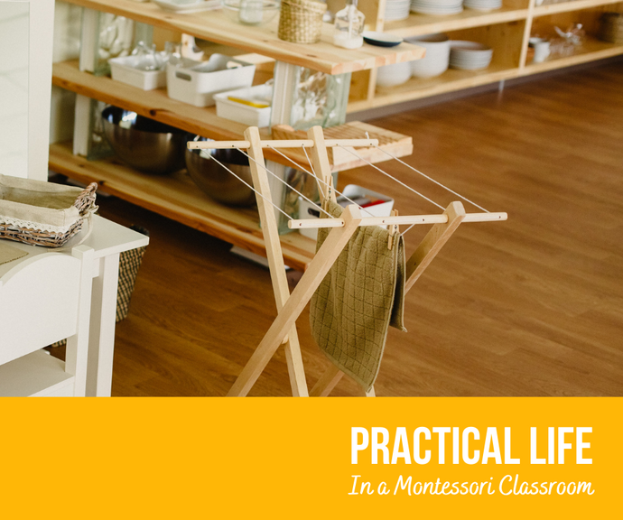 Practical Life in a Montessori Classroom: A Closer Look