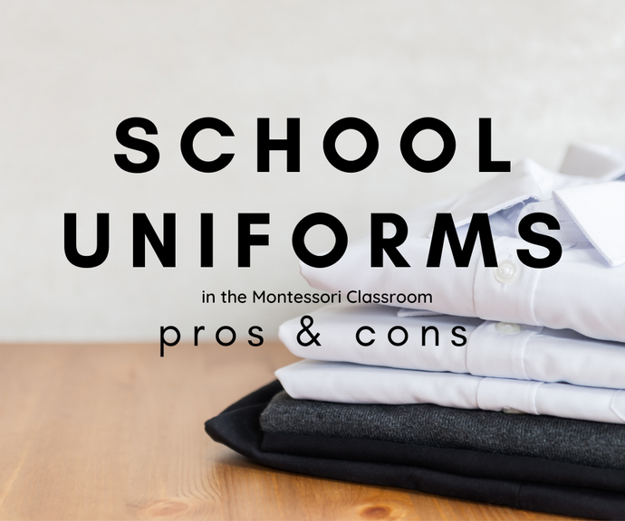 The Pros & Cons of Uniforms in a Montessori Classroom