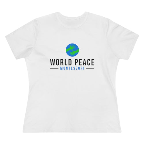 Women's World Peace Hugs T-Shirt