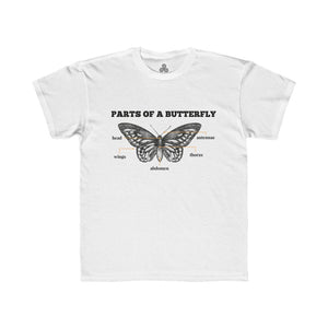 Parts of a Butterfly Youth T-Shirt