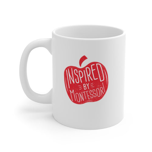 Inspired By Montessori Mug