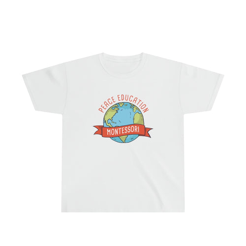 Peace Education Montessori Youth T-Shirt