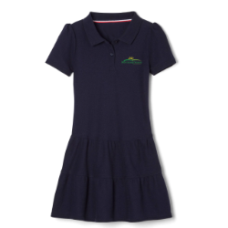 MVA Embroidered Polo Dress