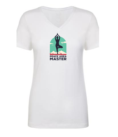 Peace Area Master Women's T-Shirt
