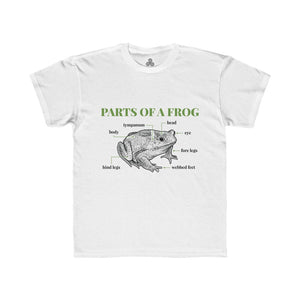 Parts of a Frog Youth T-Shirt