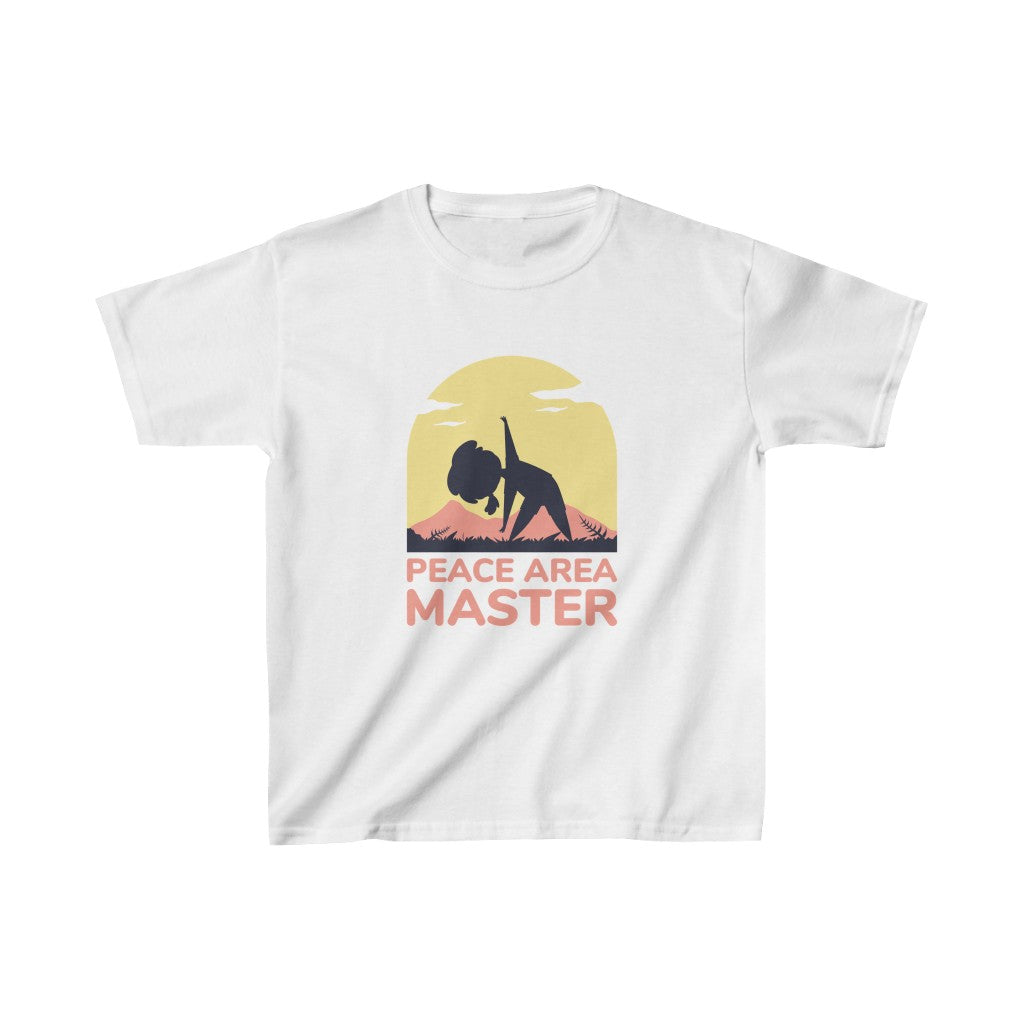 Peace Area Master Youth Tee