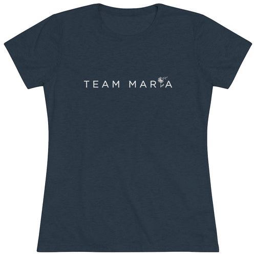 Team Maria Wish Womens T-Shirt