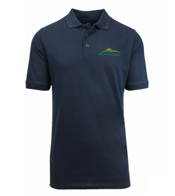 MVA Embroidered Polo Shirt