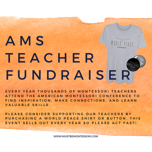 MVA Teacher Fundraiser - American Montessori Society (AMS) Conference