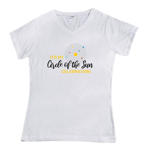 Circle of the Sun Women's T-Shirt