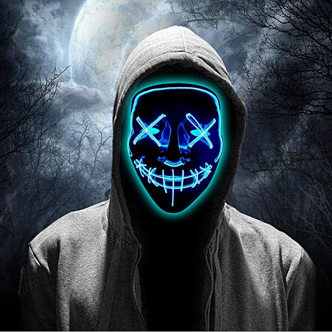 LED Purge Mask - BETTERDAYSTORE.COM