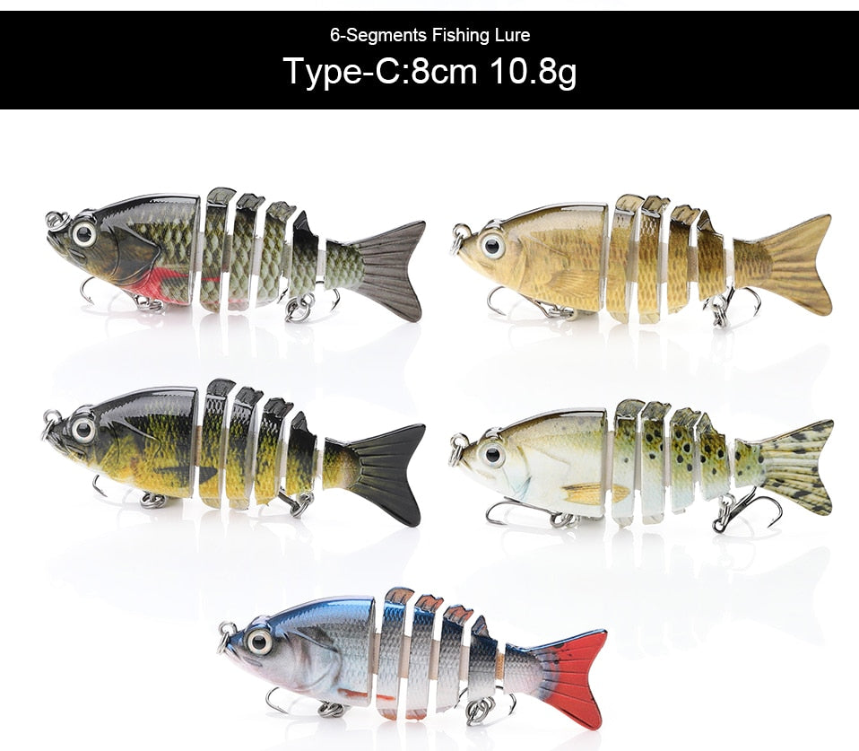 Swimbait for Bass Fishing - BETTERDAYSTORE.COM