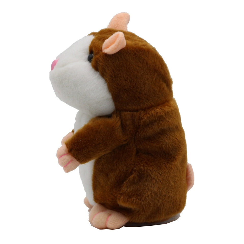 Talking hamster toy - BETTERDAYSTORE.COM