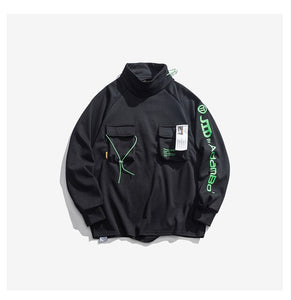 "88Glizzy ""Skate"" Turtleneck"