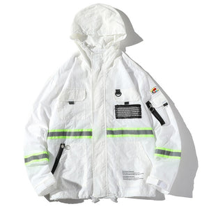 "88Glizzy ""Changes"" Windbreaker"