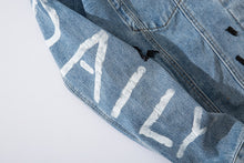 "Load image into Gallery viewer, 88Glizzy ""Pioneer"" Jeans Jacket"