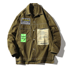 "Load image into Gallery viewer, 88Glizzy ""Jack"" Cargo Jacket"