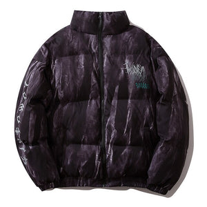 "88Glizzy ""Padded"" Thick Jumper"