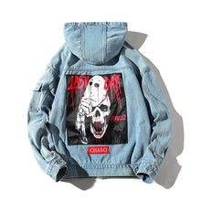 "Load image into Gallery viewer, 88Glizzy ""Kasa"" Jeans Jacket"
