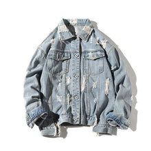 "Load image into Gallery viewer, 88Glizzy ""Darphin"" Jeans Jacket"