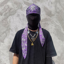 "Load image into Gallery viewer, 88Glizzy ""Thugger"" Unisex Bandana DuRag"