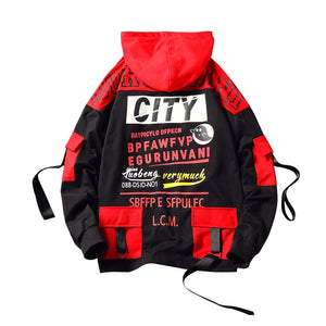 "88Glizzy ""Downtown"" Windbreaker"
