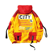 "Load image into Gallery viewer, 88Glizzy ""Downtown"" Windbreaker"
