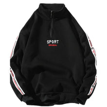 "Load image into Gallery viewer, 88Glizzy ""Sport"" Zipped Sweatshirt"