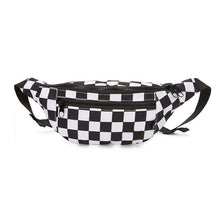Load image into Gallery viewer, 88Glizzy Checked Waist Bag
