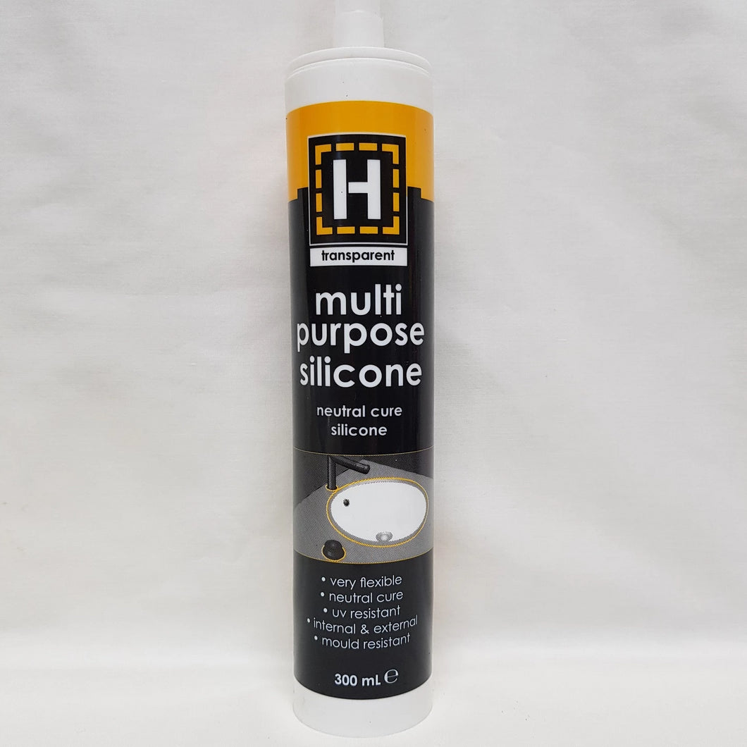 SILICONE MULTI PURPOSE H BRAND CLEAR